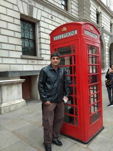 2018 London-UK